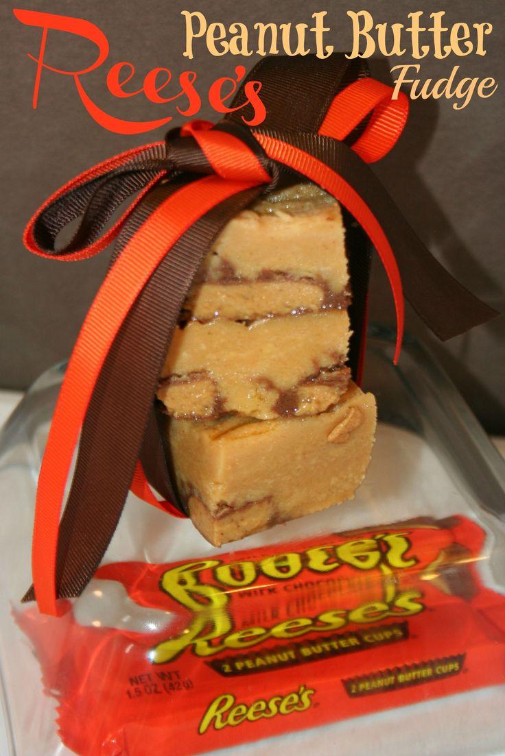 Reese's Peanut Butter Fudge!