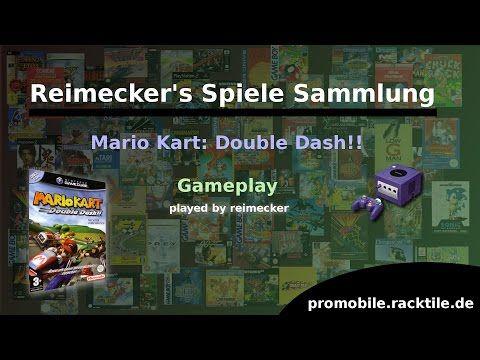 Reimecker's Spiele Sammlung : Mario Kart Double Dash !!