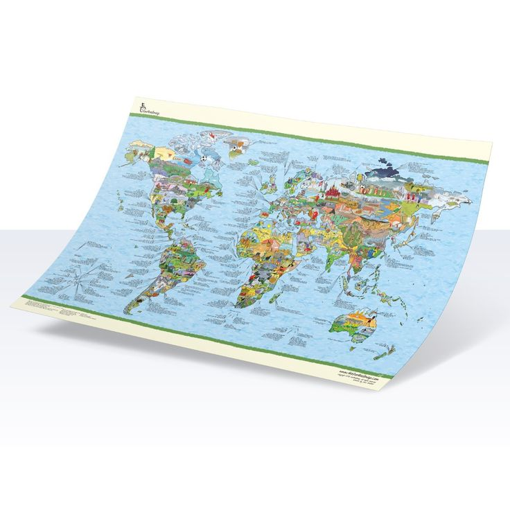 La mappa del mondo in cui sono indicati tutti i dati calcistici più importanti di ogni nazione. Quali premi hanno vinto, quante volte sono state campioni del mondo.  Con questa mappa non ci sarà più nessun dubbio. E nel caso ce ne fossero ancora, basterà solo darci uno sguardo!