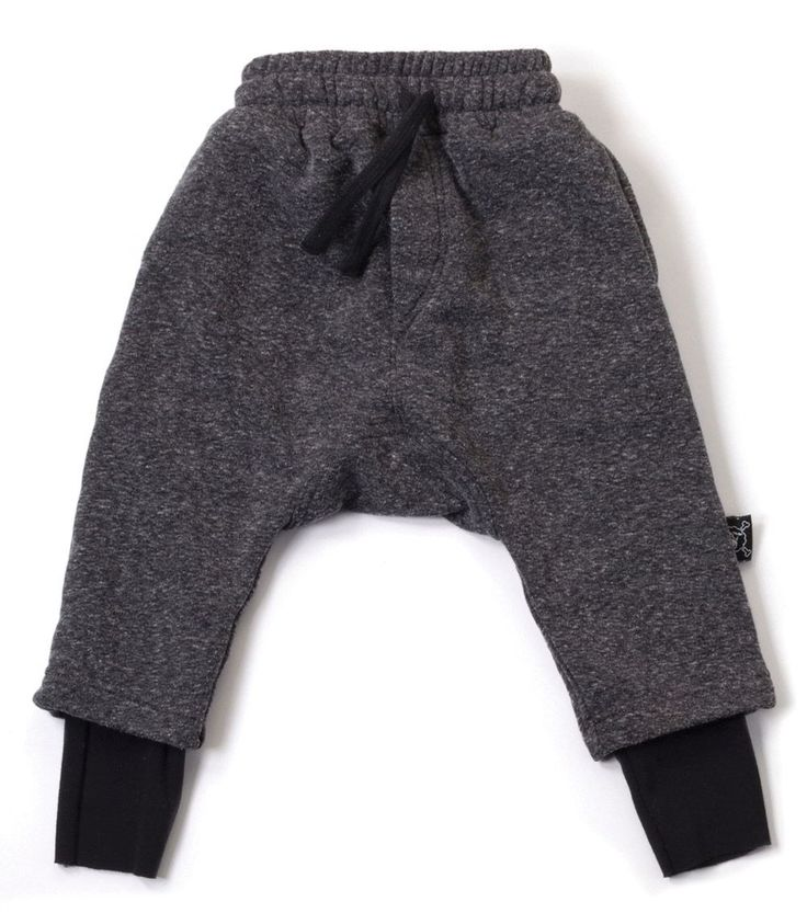 Our Brands :: Nununu :: Ninja Pants Charcoal -