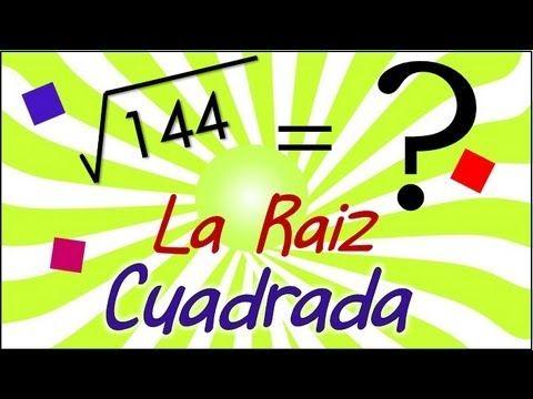 Ramón Hidalgo Rivero 6ºA Trata de como hacer paso a paso la raiz cuadrada por imagenes