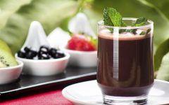 Suco Detox de Açaí Para Acelerar o Metabolismo