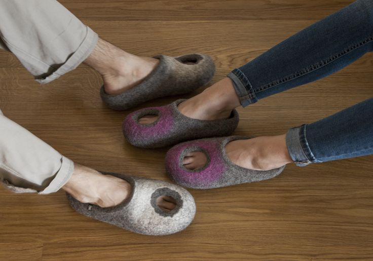 Wooppers Omicron collection - a soft padding under your feet even in warm weather!