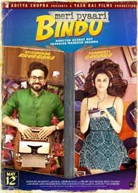 Meri Pyaari Bindu (2017) Hindi Movie Online Download Free