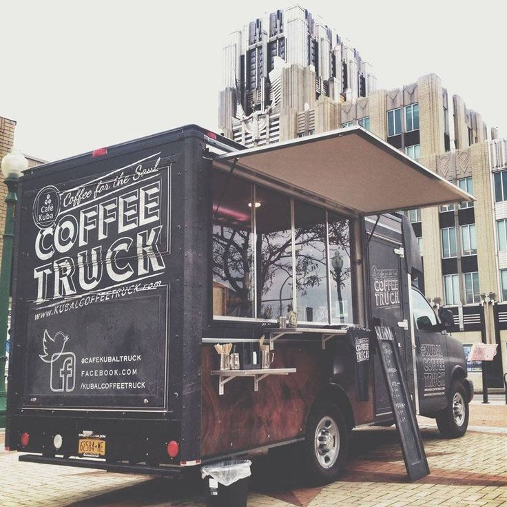 Kubal Coffee Truck - Syracuse Food Trucks, Street Food | Roaming ...