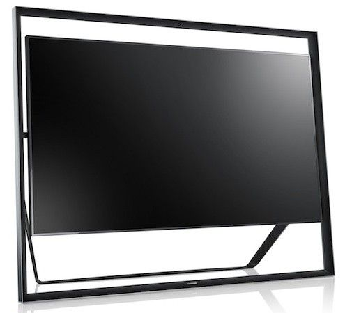 Samsung unveils 85inch S9 UHD TV, 110inch model to follow later this year #CES2013 #CES