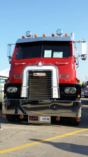 Antique International Cabover : Best images about ih emeryville coe on pinterest