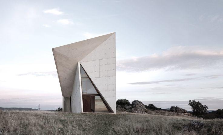 Sancho-Madridejos Architecture Office · Chapel in Valleacerón