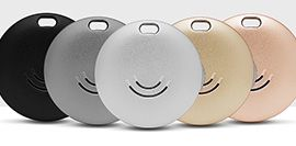 Orbit Key finder Find your phone, find your keys, take a selfie. Orbit is a tiny bluetooth device crafted in anodised aluminium. Attach it to your keys or any valuables. Orbit works with a free app.