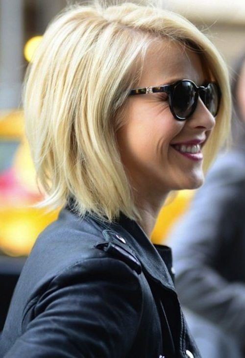 Kurze Blonde Frisur Inspiration 2019