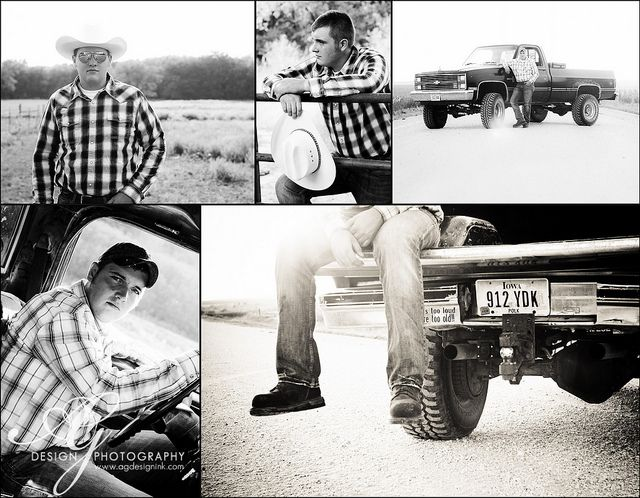 farm boy senior pictures - Google Search
