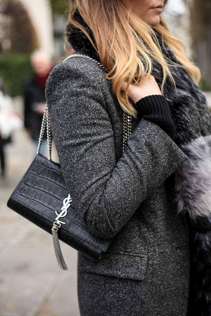 5485a9f06f ysl fur handbag