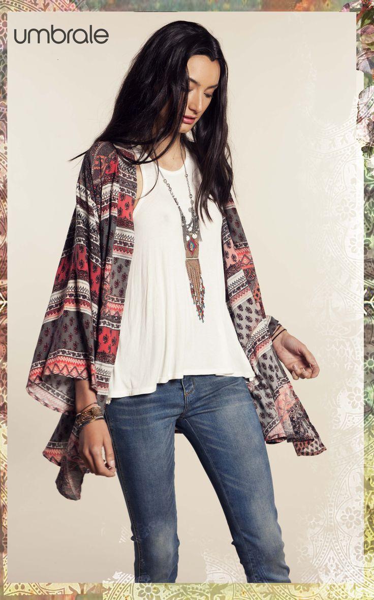 #kimono #umbrale