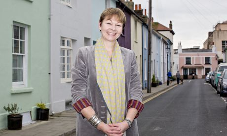 Interview with Caroline Lucas