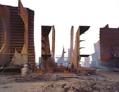 Where cathedrals go to die – Edward Burtynsky