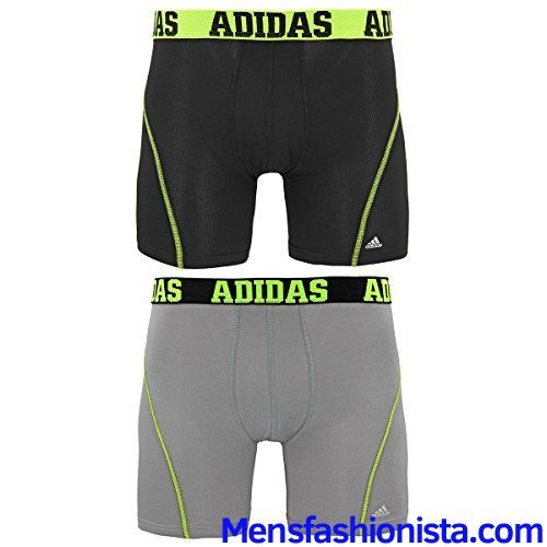 adidas Men's Sport Performance ClimaCool Boxer Underwear (2-Pack) Review - http://mensfashionista.com/adidas-mens-sport-performance-climacool-boxer-underwear-2-pack-review/ #mensfashion #mensunderwear #2Pack, #Adidas, #Boxer, #ClimaCool, #Mens, #MensUnderwear, #Performance, #Review, #Sport, #Underwear