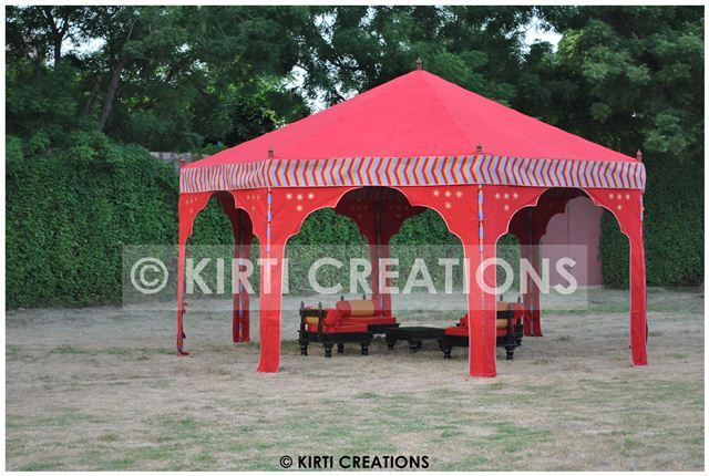 Artistic Wedding Tent.................. http://www.mughaltents.com/blog/artistic-wedding-tent/
