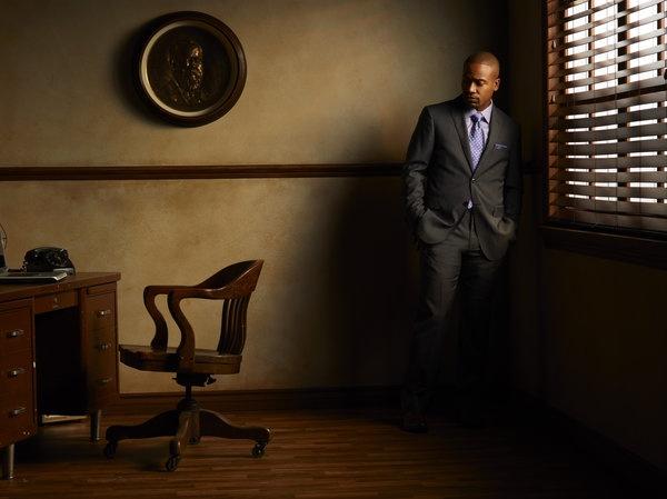 "SCANDAL - ABC's ""Scandal"" stars Columbus Short as Harrison Wright."
