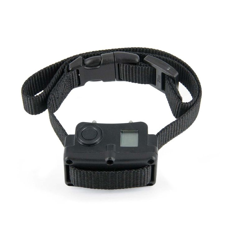 "PetSafe Big Dog Rechargeable Bark Control Collar - For dogs with neck sizes up to 28"";. Features 10 levels of progressive static correction. Choose from 3 correction modes. Waterproof receiver collar and rechargeable battery. - http://www.petco.com/shop/en/petcostore/product/petsafe-big-dog-rechargeable-bark-control-collar"