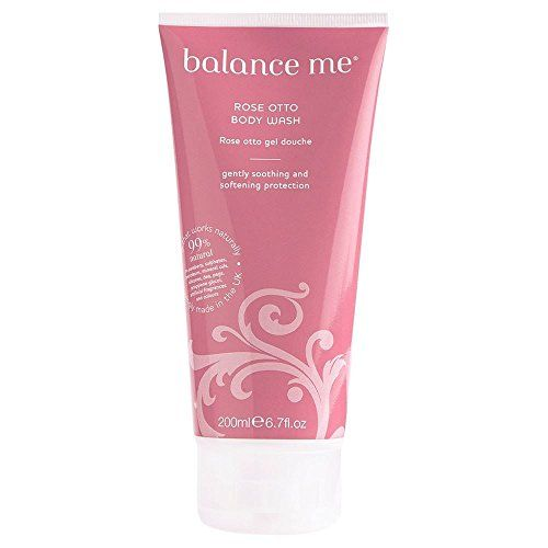 Introducing Balance Me Rose Otto Body Wash 200ml. Great Product and follow us to get more updates!