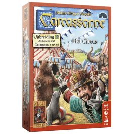 VOORKEUR carcassonne uitbreiding: het circus