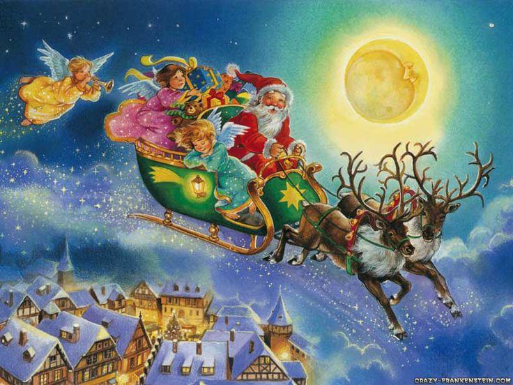 santa claus - Santa Claus Christmas