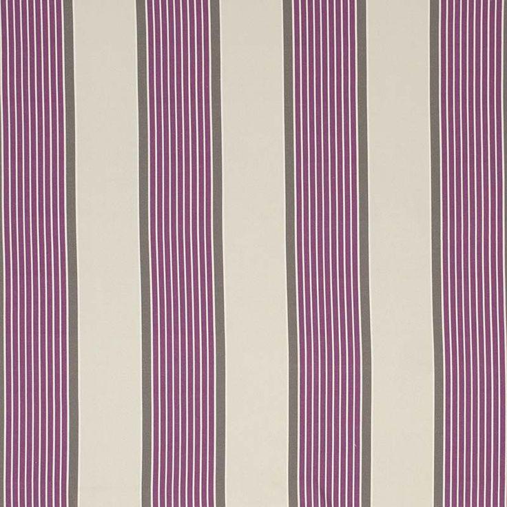 Warwick Fabrics : NORWAY FUCHSIA