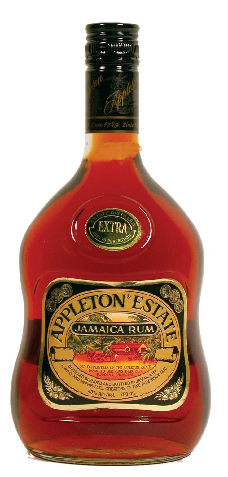 Only the Jest Appleton Rum - Jamaica
