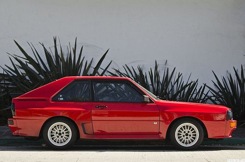 Audi Quattro Sport #AudiHuntValley #Audi #quattro