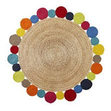 Armadillo & Co. Daisy Multicoloured Rug