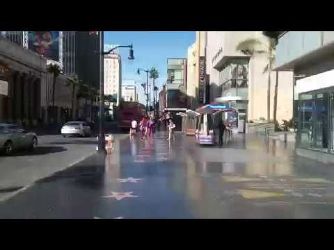 (1541) RAW: Hollywood walk of fame covered with sex offenders - YouTube