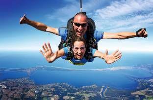 Weekend Tandem up to 14,000 Feet
