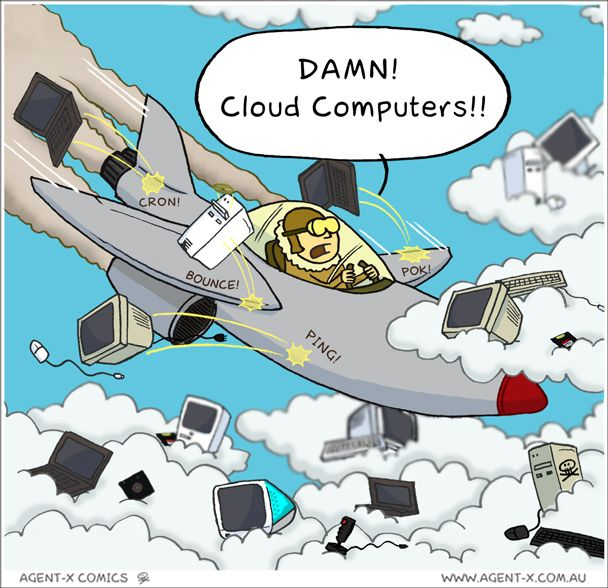 Cloud computers