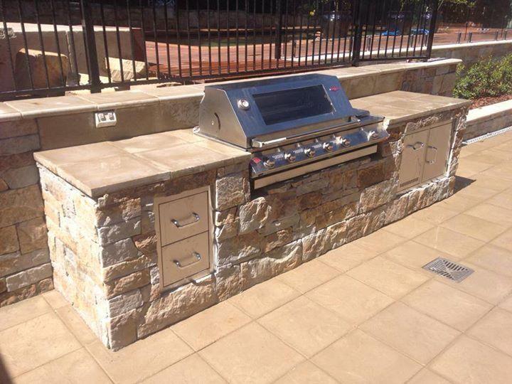 43 best outdoor kitchens images on pinterest | outdoor kitchen