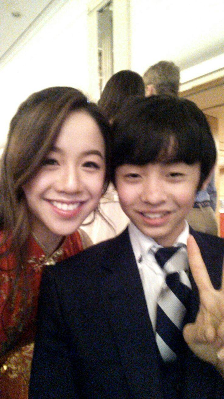 """Chloe Ing(伍宣菱) on Twitter: """"楽しかった!! 皆さんに会えなくなるのは寂しいです😄 #kazukitomono #koshiroshimada #juniorworlds2017 @koshiro_shimada @nambakazuki @naniwatomono https://t.co/FOejDUArNn"""""""