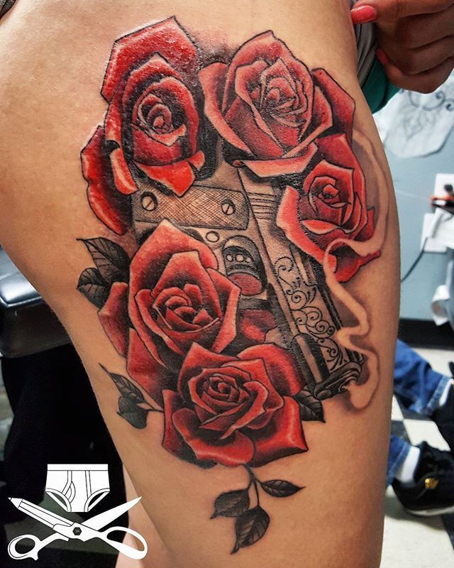 Books Closed Guns And Roses Thugnificent Gunsandroses Guntattoo