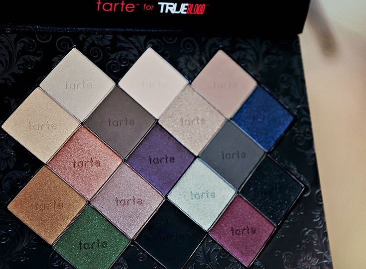 Tarte for True Blood eyeshadows from Sephora. Just got this for Christmas!!!!