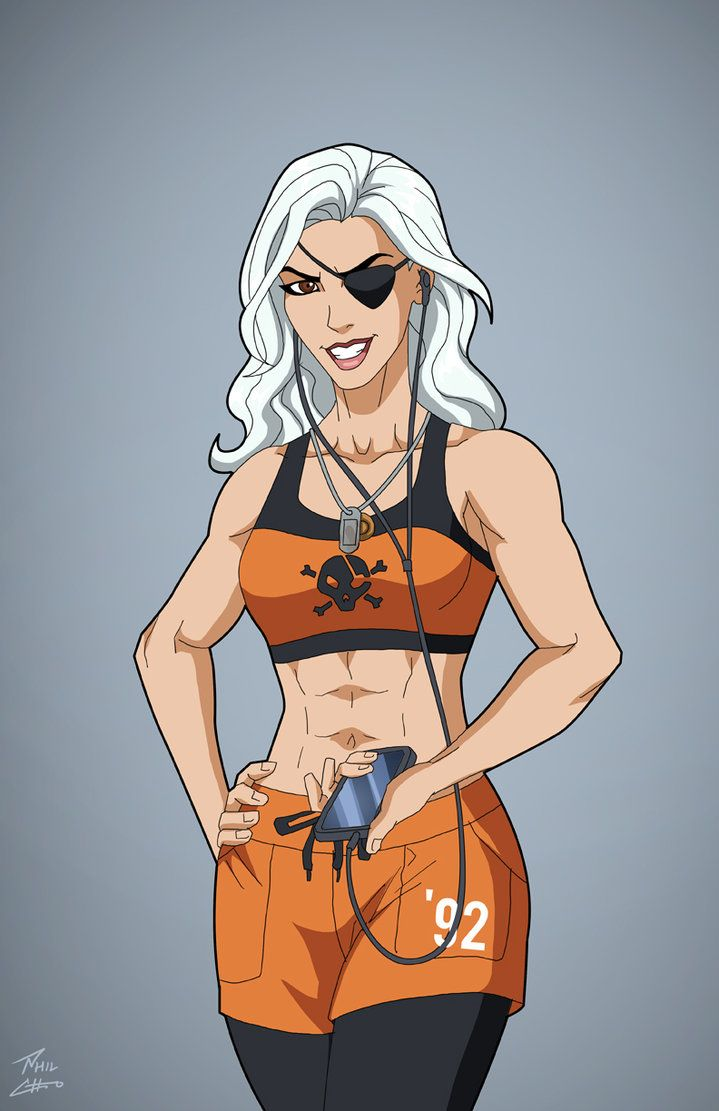 Rose Wilson (Earth-27) commission by phil-cho