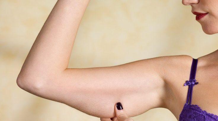 Zeg die kipfilets onder je armen maar vaarwel! Die kipfilets onder de armen is voor veel vrouwen een herkenbaar probleem. Dat...
