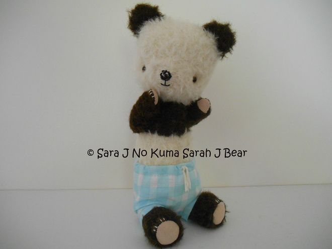 ADOPTED Yogi by Sara J No Kuma Sarah J Bear