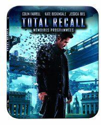 Total Recall - Mémoires programmées -  Edition exclusive limitée boîtier métal, version longue inédite double blu-ray (Contient la démo joua...