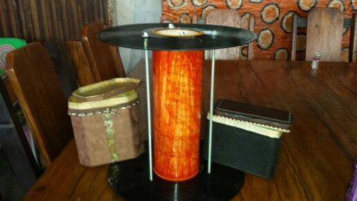 Lamps by Thymeless Tings Gypsy Diner