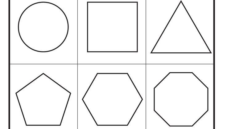Heart, Star, Circle, Square, Triangle
