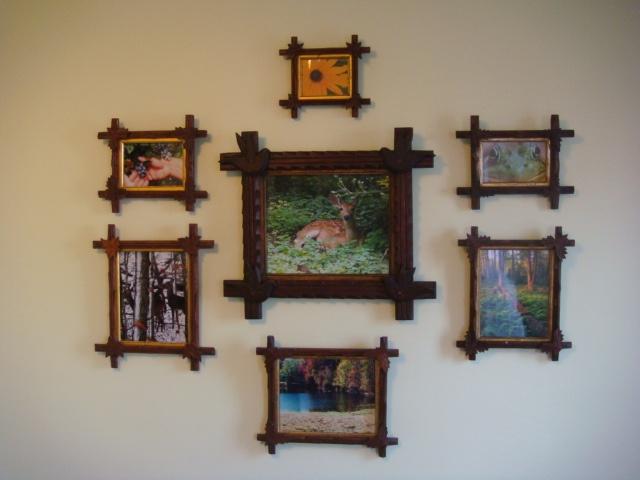 Contemporary Adirondack Picture Frames Mold - Ideas de Marcos ...