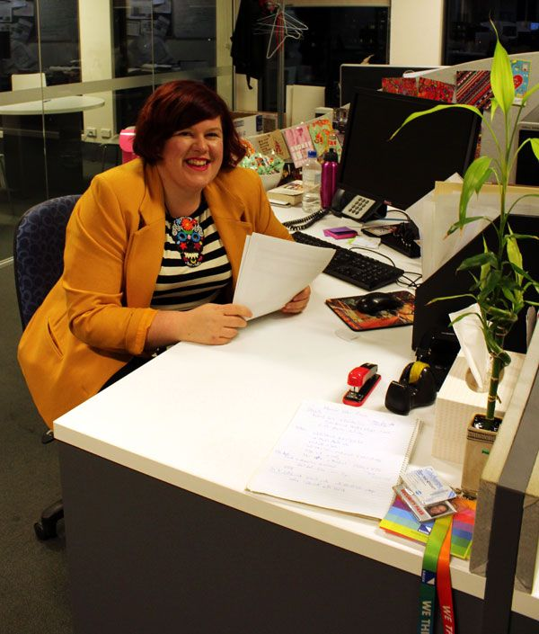 Work it, Own it, Use it!: Aussie Curves: WORK (IT BABY!)