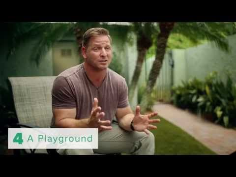 Jason Cameron's Top Five Ways to Improve Your Backyard. Learn more at our website: www.foreverlawn.com/JasonCameronTop5
