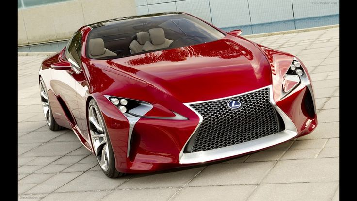 2020 Lexus LF C2 Concept wit popular and powerful look
