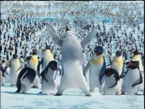 """Boogie Wonderland"" with Happy Feet"