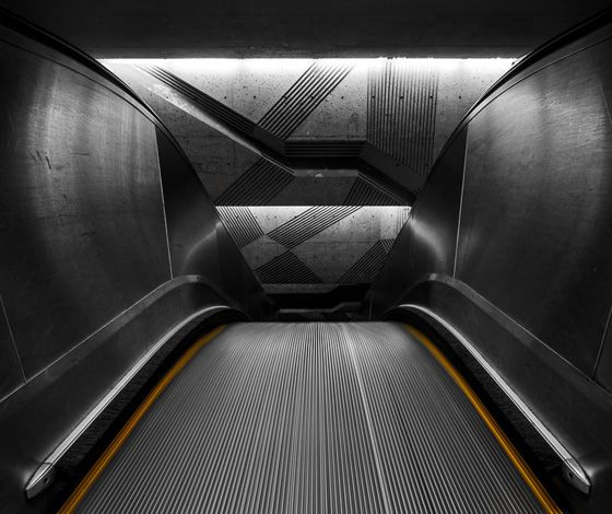 Montreal Metro Project by Chris Forsyth (CA)