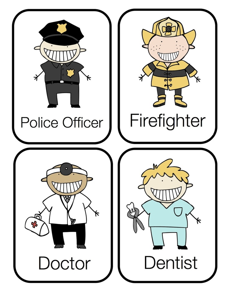 Community Helpers Coloring Pages Pdf : Best images about community helpers on pinterest